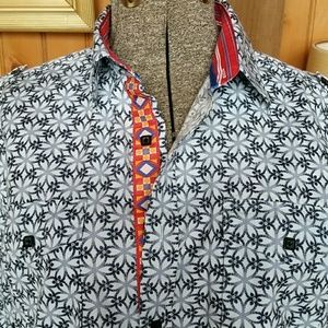 Visconti L long sleeved button up
